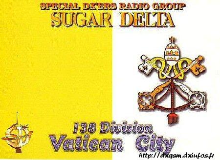 QSL SD Dxcc 138 SD 0